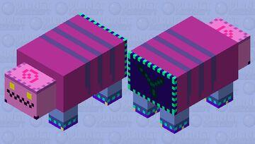 Parasite Cage Stage 1 (Kingdom Hearts 1) Minecraft Mob Skin