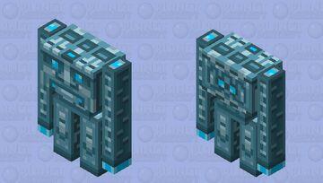 Ancient Golem (Aztec / Maya) Minecraft Mob Skin