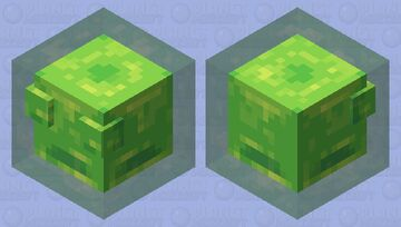 Bewitchedx32 - Slime Minecraft Mob Skin