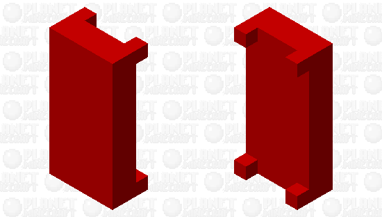 just red bed :) Minecraft Skin