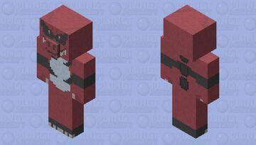 Krookodile - Pokemon Piglin Replacer Minecraft Mob Skin