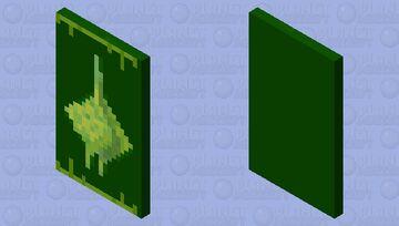 Ketupat Minecraft Mob Skin