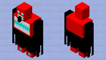 Robot Golem Minecraft Mob Skin