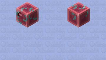 Blast Fungus Minecraft Mob Skin