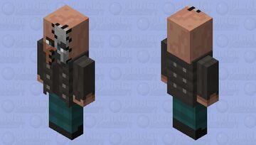 franken illager Minecraft Mob Skin