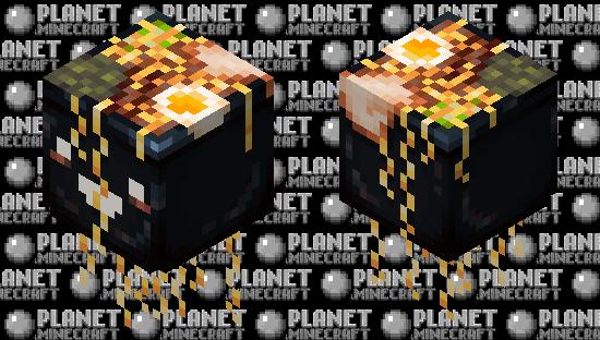 Ramen Ghast Minecraft Skin