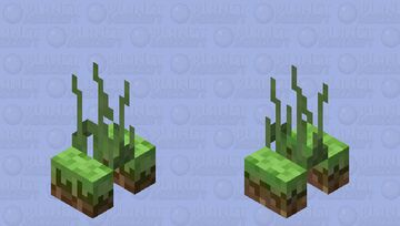 Covert Operations Creeper: (Hiding in Plain Sight) -- Making Minecraft a Little Harder -- Minecraft Mob Skin