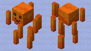 🙂 Smiley Blaze [MrHiglin's Smiley Mob Skin Contest] Minecraft Mob Skin