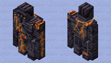 Blackstone Golem Minecraft Mob Skin