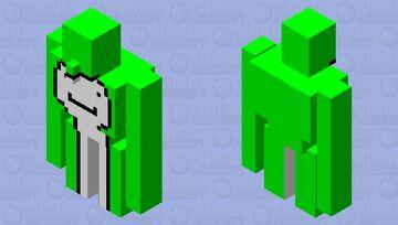 Dream Iron Golem Skin Minecraft Mob Skin