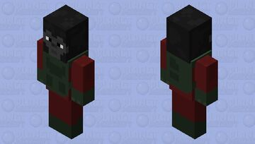 Planet of the Apes (1968) Minecraft Mob Skin