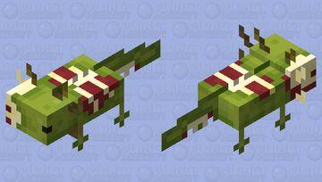 Zombielotle Minecraft Mob Skin