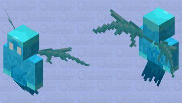 Allay Minecraft Mobvote 2021 Minecraft Mob Skin