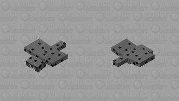 flying seal Minecraft Mob Skin