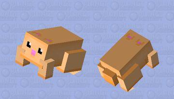 Hamster Minecraft Mob Skin