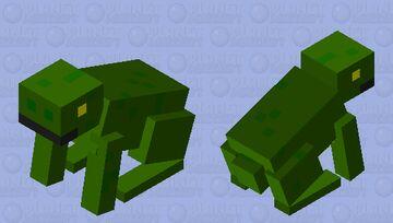 Frog for Aspirin60 Minecraft Mob Skin