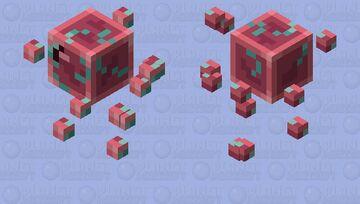 Blast Fungus Nether Fortress Minecraft Mob Skin