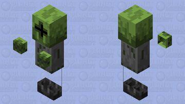 Zombie Grunt [Alt] Minecraft Mob Skin