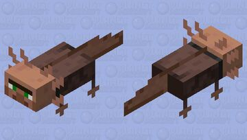 Sea Villager (Variant)WeaponSmith Minecraft Mob Skin
