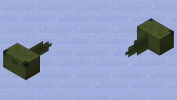 Tadpole Minecraft Mob Skin