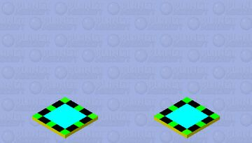 Hover Tech armor stand. Minecraft Mob Skin