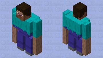 Steve's Older Brother, Mike Minecraft Mob Skin