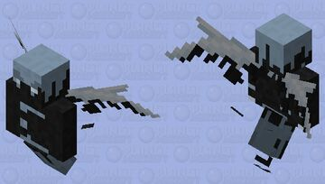 Ink Vex Minecraft Mob Skin