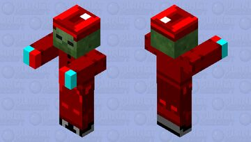christmas paolocrack1254 Minecraft Mob Skin