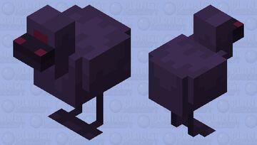 End duck(Biome Swap) Minecraft Mob Skin