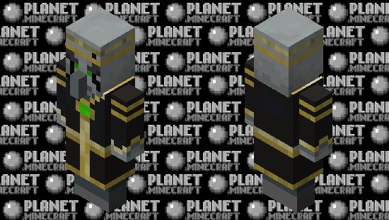 Arch Evoker Minecraft Skin