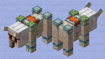 GoleVager Minecraft Mob Skin