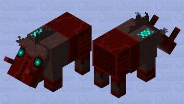 Hoglix Colossus (Hoglin) Minecraft Mob Skin