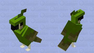 Havardr's Parrot Minecraft Mob Skin