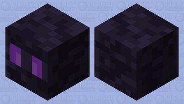 Void Cube Minecraft Mob Skin