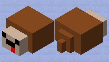 Derpy Snails Minecraft Mob Skin