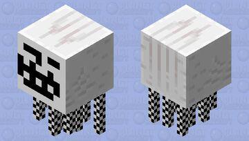 troll ghast Minecraft Mob Skin