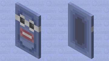 (DreamSMP) GeorgeNotFound Cape Minecraft Mob Skin