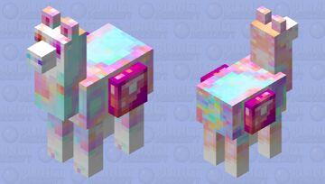 Dream Llama Minecraft Mob Skin