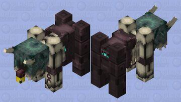 ''Undead Goreclopse'' Minecraft Mob Skin
