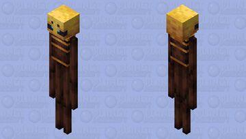 Buzzyman Minecraft Mob Skin