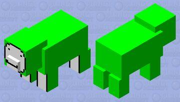 Dream Pig Skin Minecraft Mob Skin
