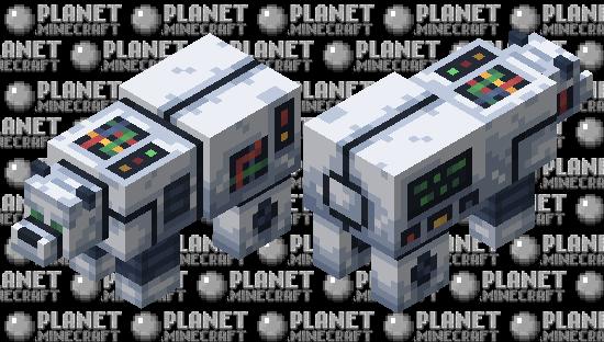 P0L4R-B34R | Mark II Minecraft Skin