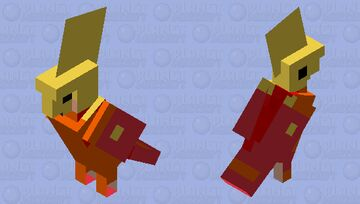 Enchanted Parrot 🦜 Minecraft Mob Skin