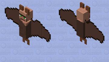 Villager Bat Minecraft Mob Skin