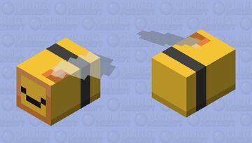 Top left Combee Minecraft Mob Skin