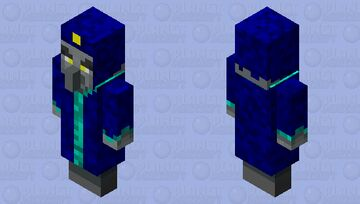i updated this skin Minecraft Mob Skin