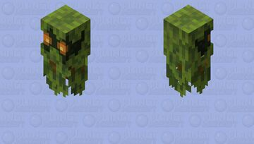 The Glare / retexturized / V.1 Minecraft Mob Skin