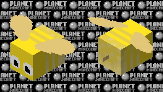 Hunnabee [Bugsnax] Minecraft Skin