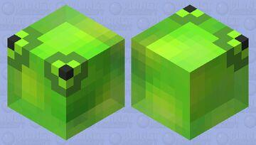 Electric Chuchu (Breath of The Wild) Minecraft Mob Skin