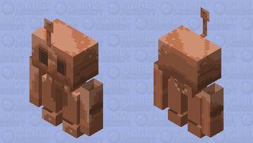 Copper golem - new mobs voting contest in Minecraft.net Minecraft Mob Skin